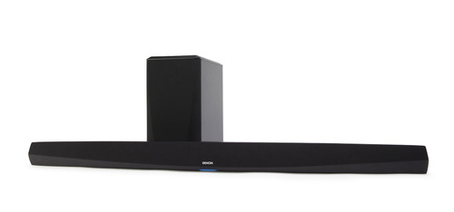 Denon DHT-S516H 2.1 Soundbar System with Wireless Subwoofer & HEOS Built-In