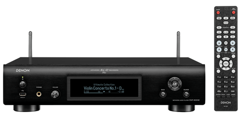 Denon DNP-800NE Network Audio Player with AirPlay2 & HEOS Built-In