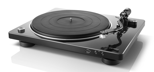 Denon DP-450USB Hi-Fi Turntable with Auto Sensor & USB