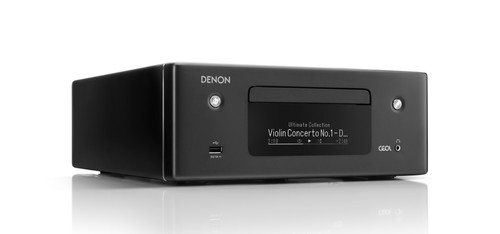 Denon CEOL-N10 Hi-Fi Network CD Receiver with Voice Control & HEOS