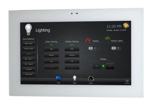 "RTI KA11 11"" Desktop / Wall PoE Touchscreen Controller"
