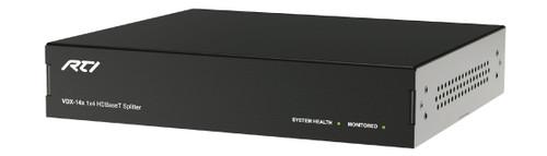 RTI VDX-14x 1x4 4K HDBaseT Class-B Video Splitter (40m)