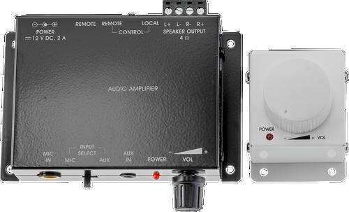 Pro.2 PRO1328K Mic & Stereo Audio Power Amplifier