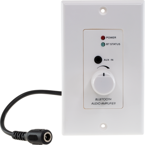 Pro.2 PRO1430WP 24W Audio Amplifier Wallplate with Bluetooth