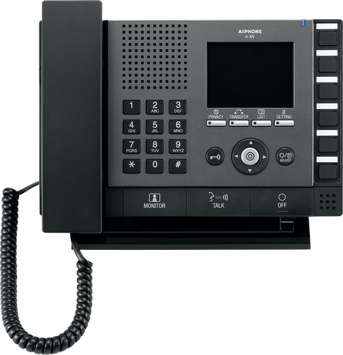 Aiphone IX-MV IP Video Intercom Master Station