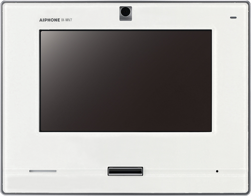 "Aiphone IX-MV7 7"" IP/SIP Handsfree Video Intercom Master Station"