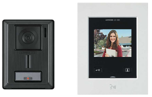 "Aiphone JSS1A IP54 3.5"" Video Intercom Kit"