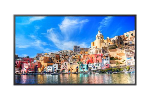 "Samsung OMR 75"" 4K IPX5 120Hz High Brightness 24/7 Tizen Powered Smart Signage"
