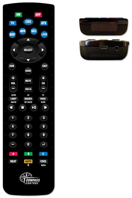 Key Digital KD-ZRC300 ZigBee Wireless 2.4GHz & IR Universal Handheld Remote Control