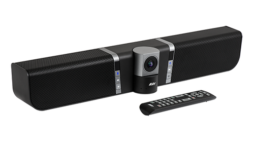 Aver VB342+ 4K UHD PTZ All-In-One Conference Camera Soundbar