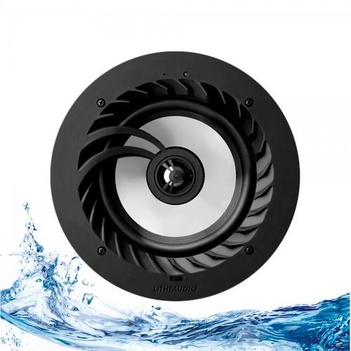 "Lithe Audio LI-03210 6.5"" IP44 Bluetooth 5 Master In-Ceiling Speaker (Each)"