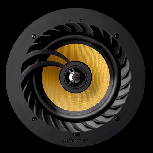 "Lithe Audio LI-01556 6.5"" Passive In-Ceiling Speaker (Each)"