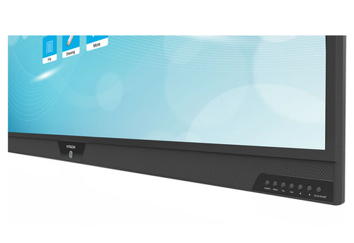 "Hitachi HILSxx205 4K UHD 20 Points Ultra Slim Interactive Multi-Touch Displays (55-86"")"