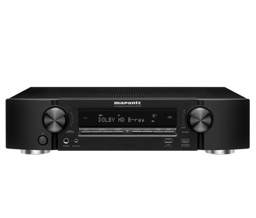 Marantz NR1510 Slim 5.2-Ch 4K AV Receiver with HEOS Built-In
