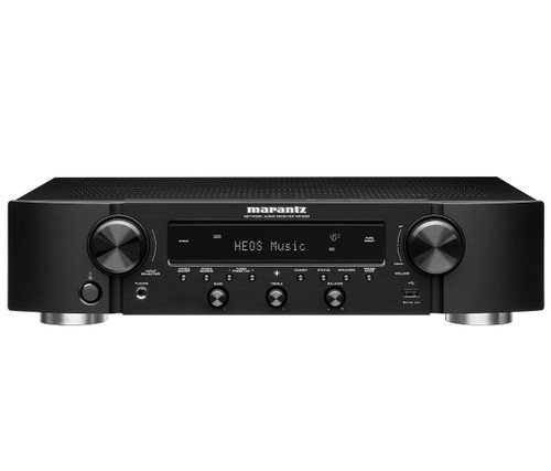 Marantz NR1200 2-Ch 4K Slim Stereo Receiver with HEOS Built-In