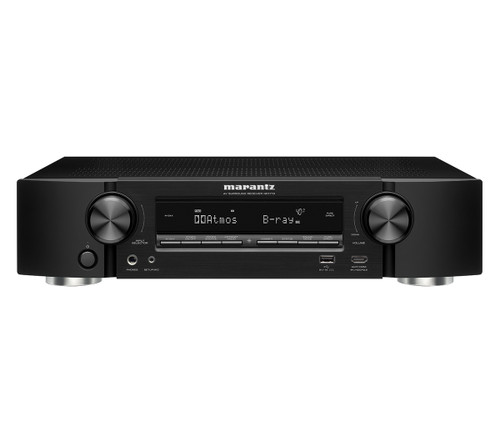 Marantz NR1710 Slim 7.2-Ch 4K AV Receiver with HEOS Built-In