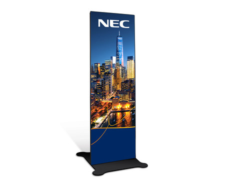 "NEC 75"" 1.9/2.5mm Direct View Indoor LED Digital Poster"
