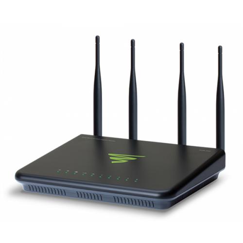 Luxul Epic 3 XWR-3150 AC3100 Wave 2 4x4 Gigabit Router w/ Domotz & Router Limits
