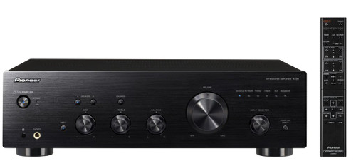 Pioneer A-30 70W 2-Ch Stereo Amplifier with Direct Energy Design