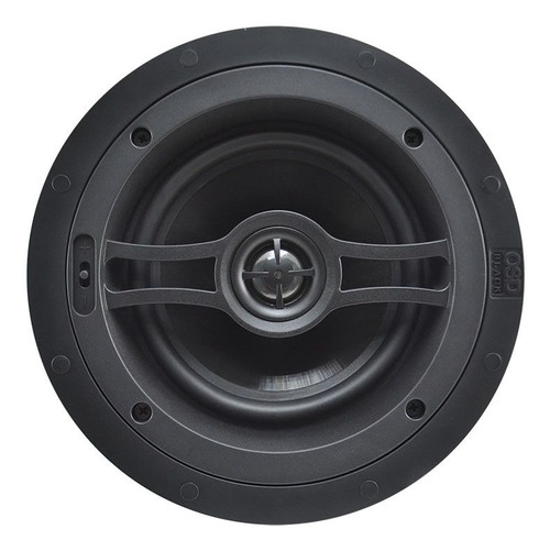 "OSD Black R62 6.5"" Performance In-Ceiling Speakers (Pair)"
