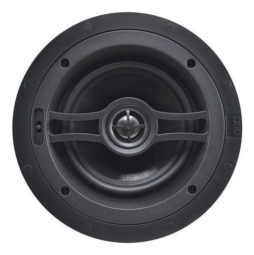 """OSD Black R62 6.5"""" Performance In-Ceiling Speakers (Pair)"""