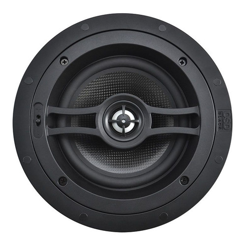"OSD Black R63 6.5"" Reference In-Ceiling Speakers (Pair)"