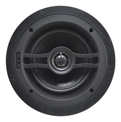 """OSD Black R82 8"""" Performance In-Ceiling Speakers (Pair)"""