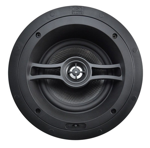 "OSD Black R63A 6.5"" Reference Angled In-Ceiling Speaker (Each)"