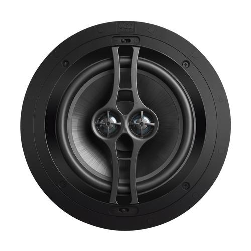 "OSD Black R82DT 8"" Performance Dual Voice Coil In-Ceiling Speaker (Each)"