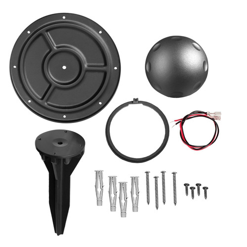 OSD Black Outdoor Mounting Accessory Kit For PLS6 Speaker