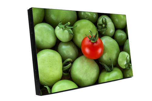 "Barco Overview 55"" Full HD High Performance Ultra Narrow Bezel 24/7 Video Wall LCD Display"
