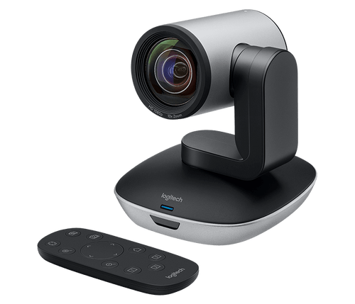 Logitech PTZ Pro 2 Full HD 10x PTZ Video Conferencing Camera