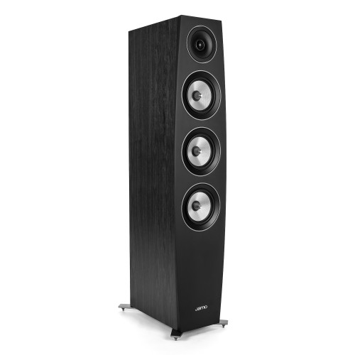 "Jamo C97 II Dual 6"" 3-Way Floorstanding Speakers (Pair)"