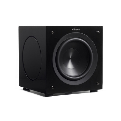 "Klipsch C-308ASWi 8"" High Performance Subwoofer with Passive Radiators"