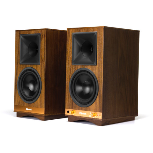 "Klipsch Heritage The Sixes 6.5"" Wireless Active Speakers (Pair)"