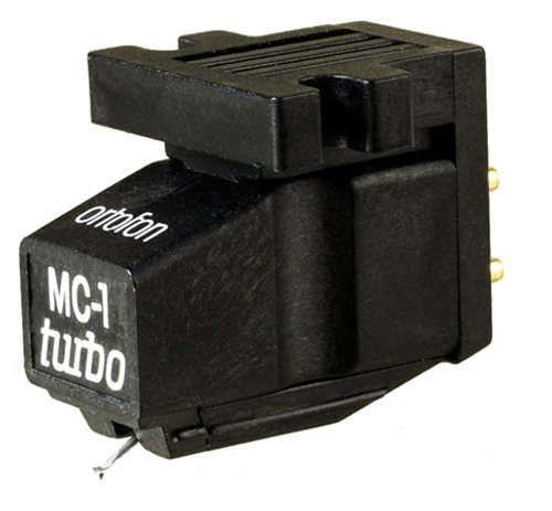 Ortofon Hi-Fi MC 1 Turbo High Output Moving Coil Cartridge