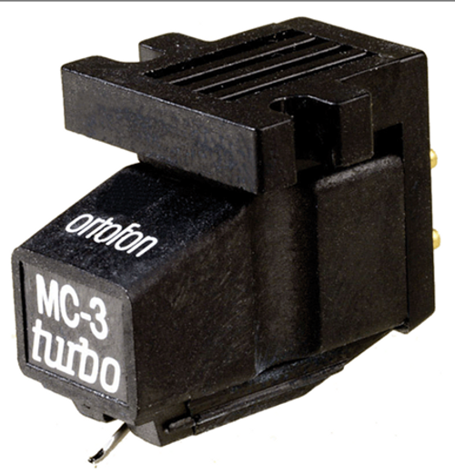 Ortofon Hi-Fi MC 3 Turbo High Output Moving Coil Cartridge