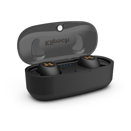 Klipsch S1 True Wireless Earphones with Wireless Charging Pad