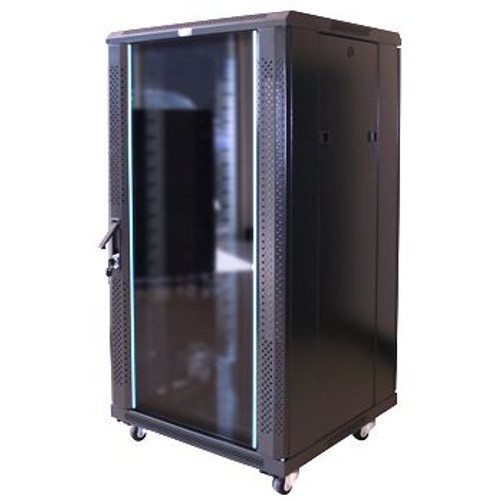 RWS 007 42RU Tall 600 Wide Communications & Network Cabinet