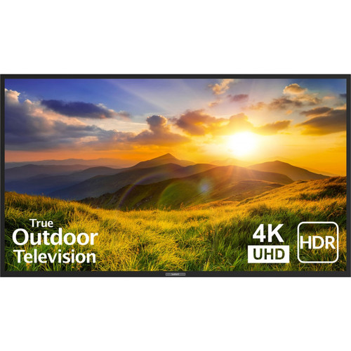 "SunBriteTV Signature 2 4K HDR All-Weather Outdoor Display (75"")"
