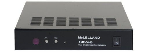 McLelland AMP-D440 Dual Zone 40W Audio Amplifier