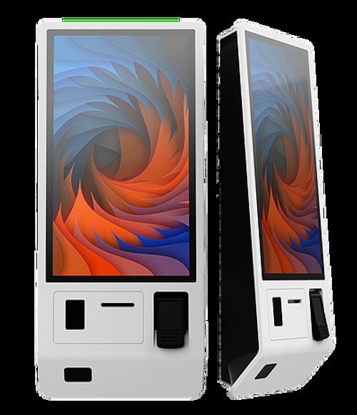 Qbic KE-3200 Versatile & Modular Self-Service Kiosk