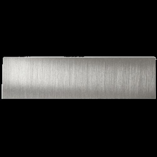 DoorBird Call Metal Finish Button Label for D21x Video Door Station
