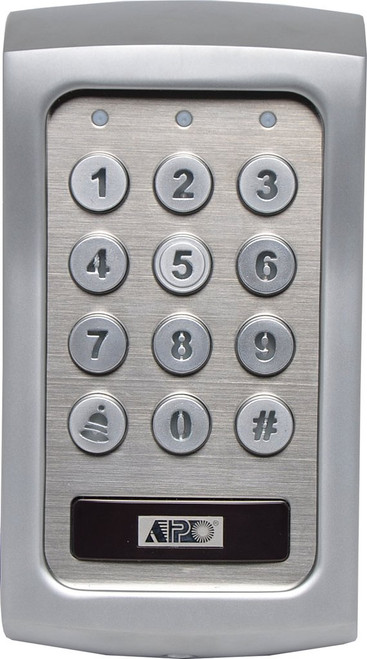 AEI RFID Vandal Resistant Control Keypad With Card Reader