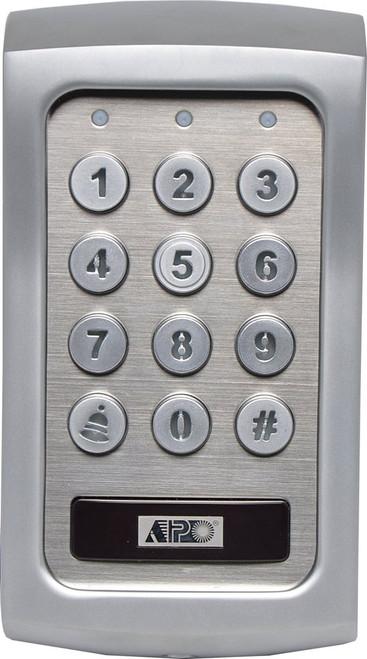 AEI RFID Vandal Resistant Control Keypad With Card Reader