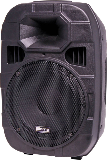 "Biema 12"" 300W High Power 2 Way PA Speaker (Each)"
