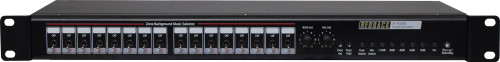 Redback 16 Zone Paging System Switch Box