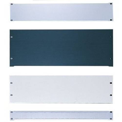 "RWS 19"" Blank Steel 2mm Thick Rack Panel"