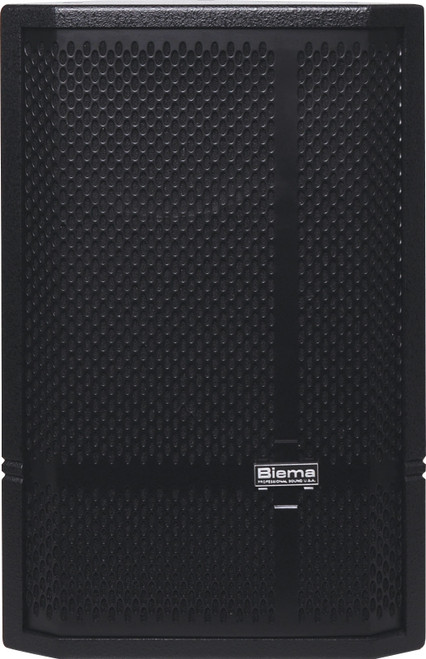 "Biema Passive 10"" 150W 2 Way High Power PA Bin Speakers (Pair)"