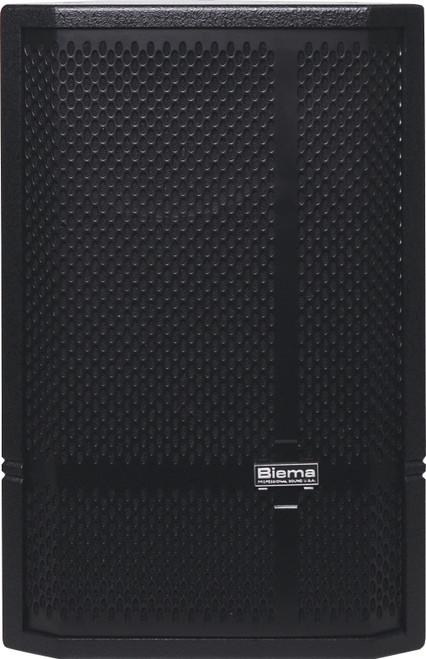 "Biema Passive 12"" 200W 2 Way High Power PA Bin Speakers (Pair)"